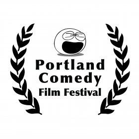 Logo of Portland Comedy Film Festival