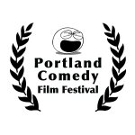 Logo of Portland Comedy Film Festival