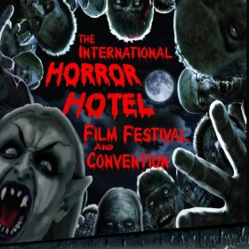 Logo of The International Horror Hotel