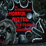 Logo of The International Horror Hotel
