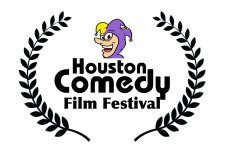 Logo of Houston Comedy Film Festival