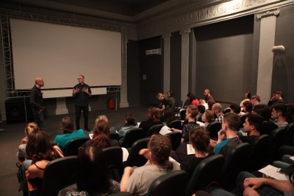 Photo of Kinodot Experimental Film Festival