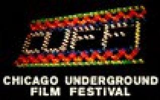 Logo of Chicago Underground Film Festival