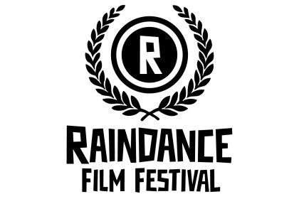 Logo of Raindance Film Festival