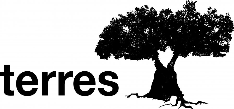 Logo of terres Catalunya.  International Eco & Tourism Film Festival