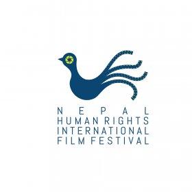Logo of Nepal Human Rights International Film Festival