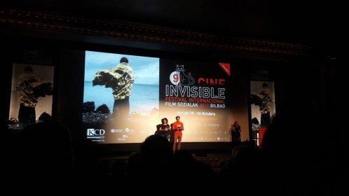 Photo of Festival Internacional De Cine Invisible Film Sozialak De Bilbao
