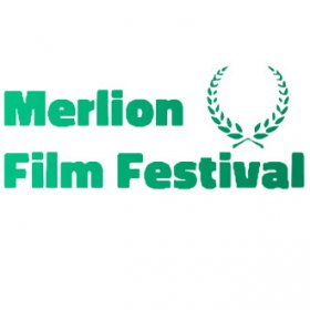 Logo of Merlion Film Festival Singapore