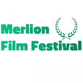 Logo of Merlion Film Festival Singapore