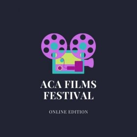 Logo of Acafilms Low Film Festival 2020