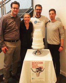 Photo of Kicking + Screening Soccer Film Festival