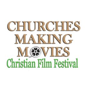 Logo of Churches Making Movies Film Festival