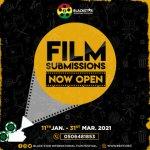 Logo of Black Star International film festival