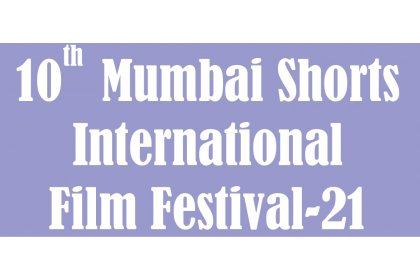 Logo of Mumbai Shorts International Film Festival-19