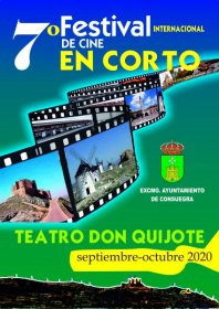 Logo of Consuegra Short  Film Festival