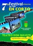 Logo of Festival de Cine en Corto Ciudad de Consuegra