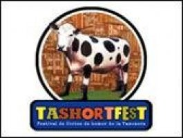 Logo of taSHORTfest