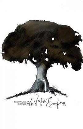Logo of Fantastic and Terror Short Film Festival La Vieja Encina