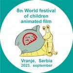 Logo of Golden Snail World Children Animated Film Festival