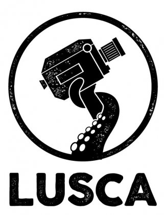 Logo of LUSCA Caribbean International Fantastic Film Fest