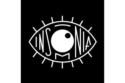 Logo of Insomnia International Animation Film Festival