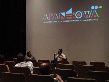 Photo of Festival Internacional De Cine De Derechos Humanos Y Pueblos Originarios Apanérowa