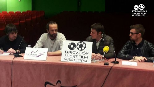 Photo of Ebrovision Short Film Music Festival