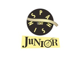 Logo of Spanish in a day Junior