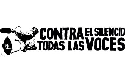 Logo of Contra el Silencio Todas las Voces. Independent Documentary Film Latin American Meeting