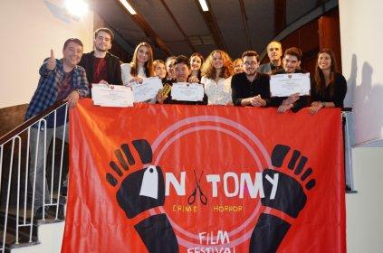 Photo of Anatomy Crime-Horror International Film Festival