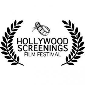 Logo of Hollywood Screenings Film Festival