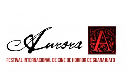 Logo of Guanajuato International Horror Film Festival Aurora