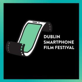 Logo of 都柏林智能手机电影节