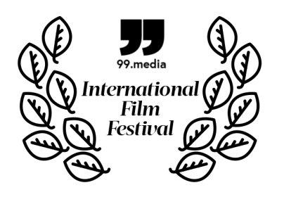Logo of 99.media |International Short Documentary Festival