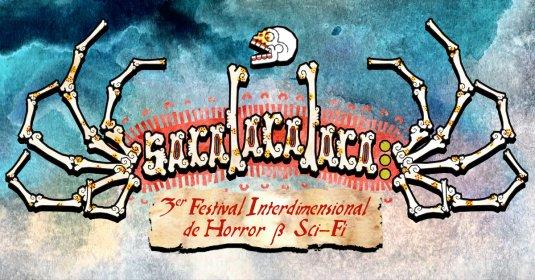 Logo of Sacalacalaca, Interdimensional Horror & Sci-Fi Fest