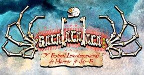 Logo of Sacalacalaca, Festival Interdimensional de Horror & Sci-Fi