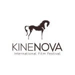 Logo of International film festival Kinenova Skopje