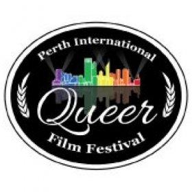 Logo of Perth International Queer Film Festival