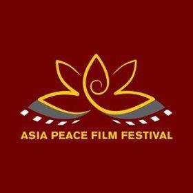 Logo of Asia Peace Film Festival