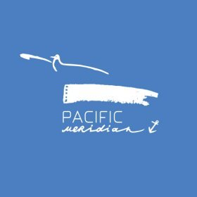 Logo of Pacific Meridian International Film Festival of Asian-Pacific countries in Vladivostok