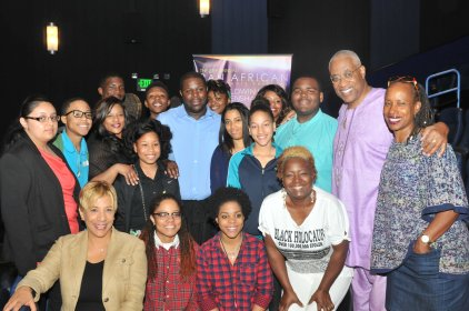 Photo of The Pan African Film Festival