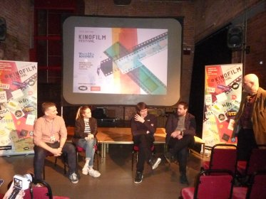 Photo of KINOFILM, Manchester International Short Film & Animation Festival