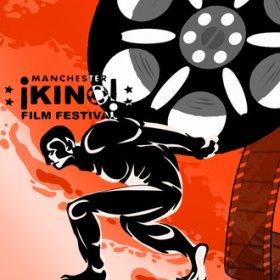 Logo of KINOFILM, Manchester International Short Film & Animation Festival