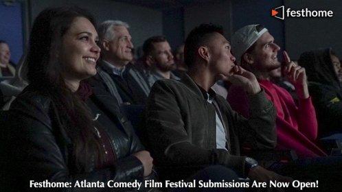 Photo of Atlanta Comedy Film Festival