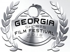 Logo of Georgia Shorts Film Festival