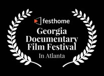 Logo of Georgia Documentary Film Festival