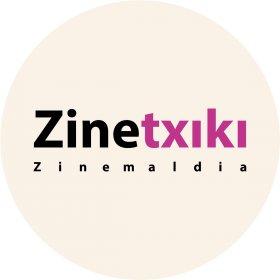 Logo of ZINETXIKI ZINEMALDIA - International Film Festival for Children and Youth