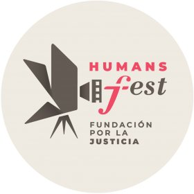 Logo of International Film and Human Rights Festival of Valencia - HUMANS FEST