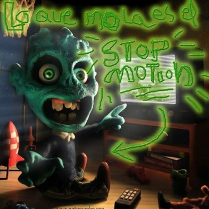 Logo of LQM Stop Motion Catacumba