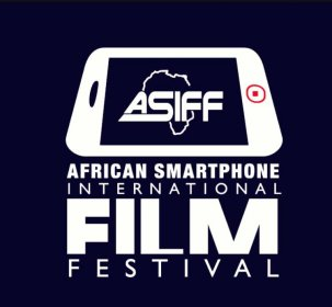 Logo of African Smartphone International Film Festival